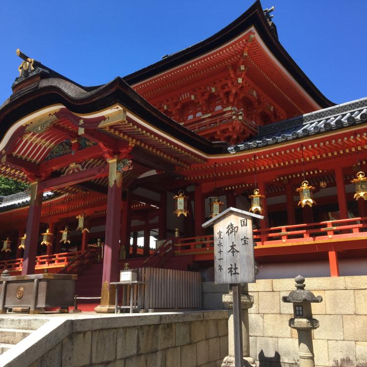 iwashimizu-shrine